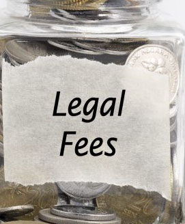 Image representing legal fees